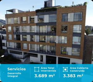 Urbano 140, Proyecto Gercotek
